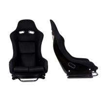 Sport, verseny ülés GTR Fekete